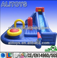 Ali Top Sale Giant Water Inflatable water Slide for adult