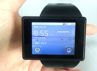HOPU big screen smart watch phone with android 2.2