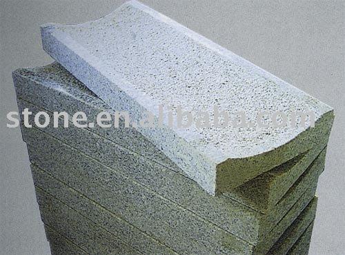 Natural granito piedra piedra drenaje cuneta board piedra for Piedra de granito natural