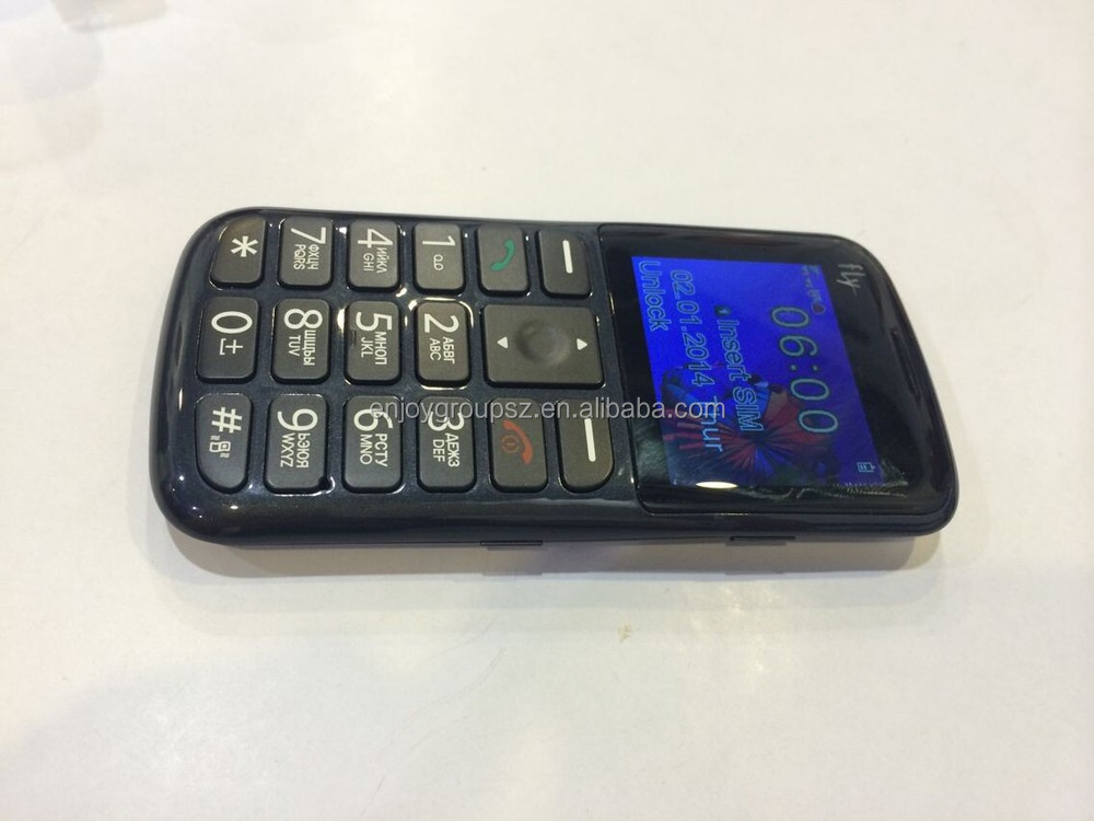 W90 Dual sim quad band SOS senior unlocked mobile telephone
