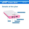 BEST PRICE Power Bank 20000mAh USB charger portable mobile ower bank with LED power display for smart phones