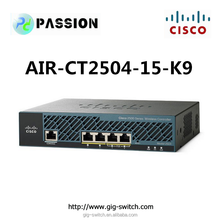 Original AIR-CT2504-15-K9 cisco wireless controller