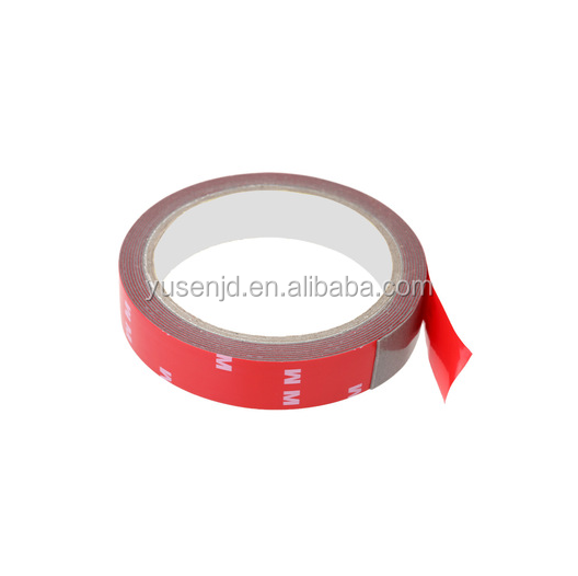 High Bonding 3M Auto Acrylic adhesive Foam Double Sided Attachment Tape