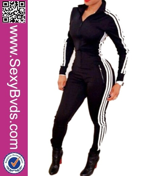 Top selling women cheap track suit/women training suit/sportswear