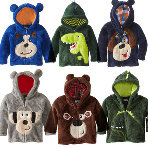 Wholesale Delivery Infant Baby Boy Toddler Winter Coats Made In China