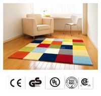 fireproof soft exhibition nonslip customized muslim prayer mat