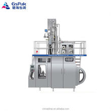 Semi Automatic Aseptic Carbonated Beverage Filling Machine