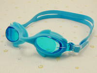 blue Helmet Goggles Swimming Sports Motorcycle Goggles India 1930-9