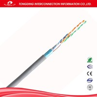 Wholsale 23AWG Data Communication cable armoured cat5e cable