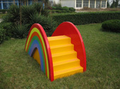 Kids water slide rainbow play systems parts