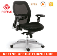 reclining mesh office chair with lumbar support RF-M041A