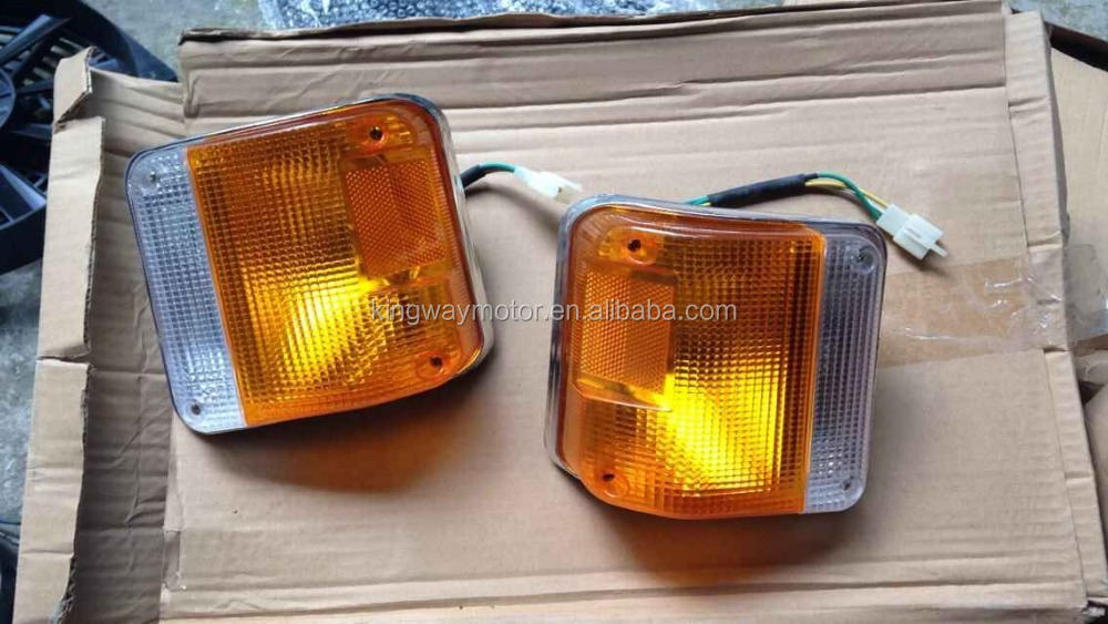 Chongqing cheap Steering lamp use for three wheel motorcycle in stock