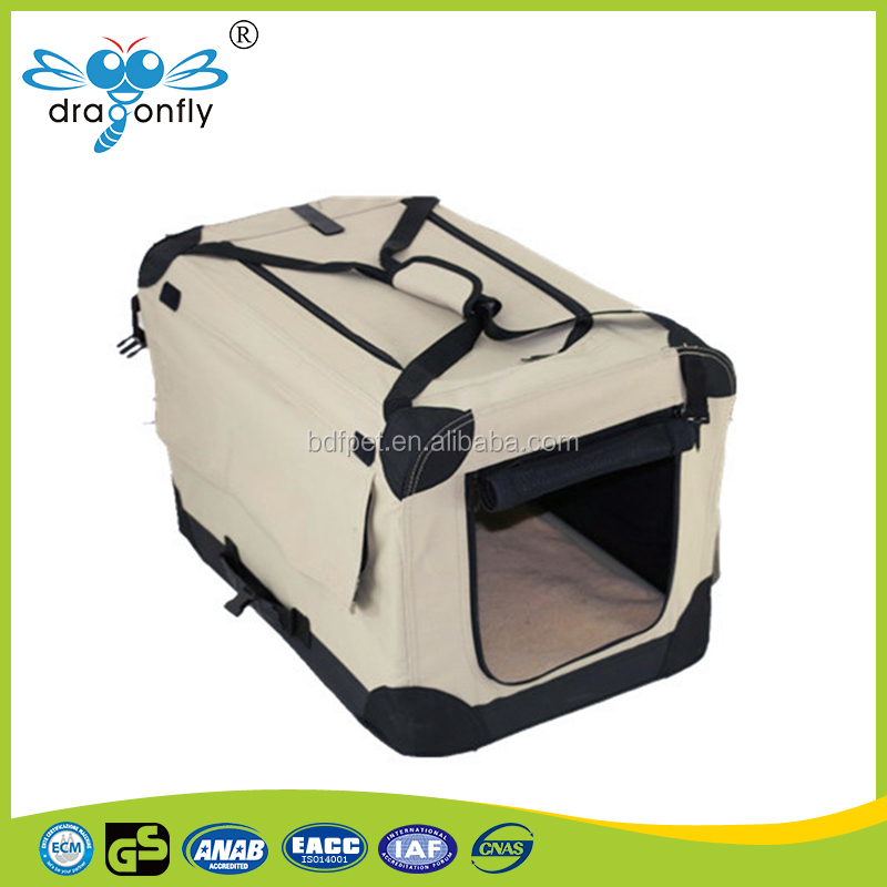 Trending hot dog crate,polyester dog crate