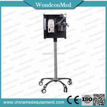 Surgical virtual anesthesia machine with clinic used