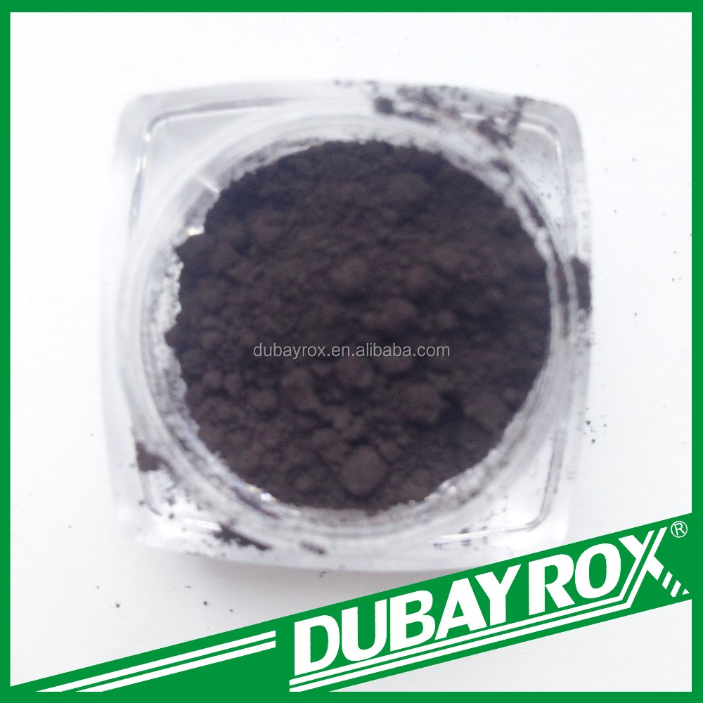 Inorganic Pigment Iron Oxide Black Used for Produce Cold Asphalt