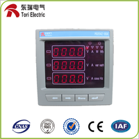 Hot selling 4 wires three phase energy meter connection PD204Z-9S4
