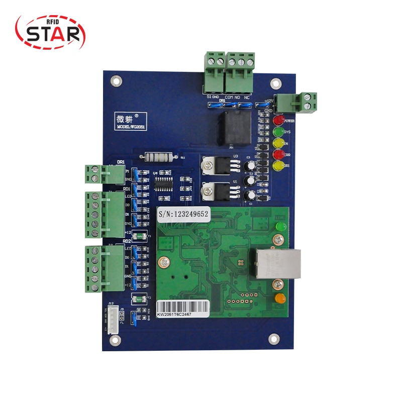 RFID TCP/IP One Door Network Access Controller ST-T01