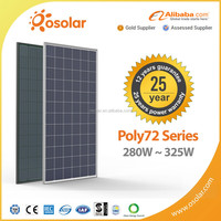 High quality Competetive price 310w 320w 325w pv solar panels for home solar panel kit