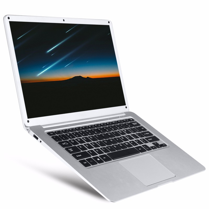 Cheapest Silver/Gold Computers with Intel Cherry Trail Z8350 2GB Ram/32GB eMMC Slim a Laptop Computer