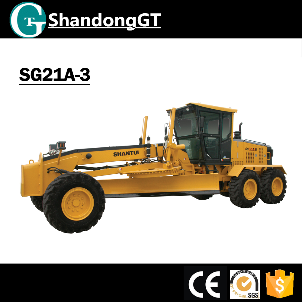 SHANTUI tractor road grader pull behind road grader with high quality