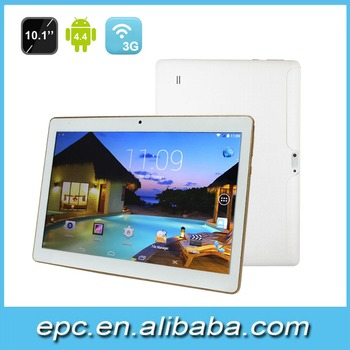 High quality 3G phone call tablet 10 inch android 5.1 2gb+16gb dual sim quad core tablet pc