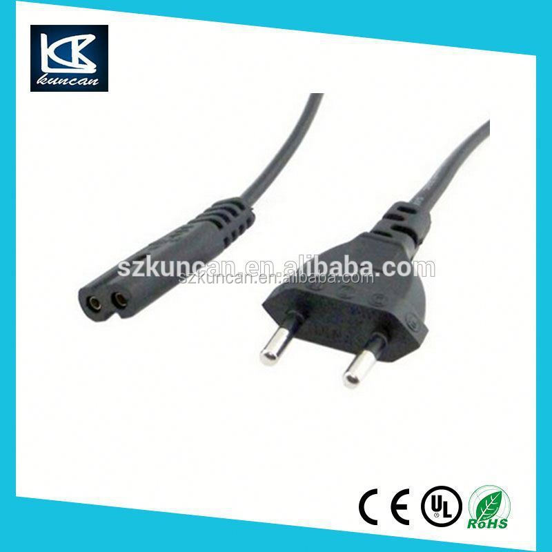 China Supplier Eu Ac Plug Retractable Power Extension Cord Supply ...
