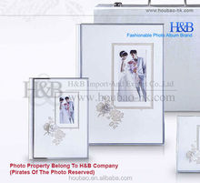 H&B white 8*12, 12*18 acrylic wedding karizma album designs
