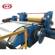 New GI coil automatic slitting line