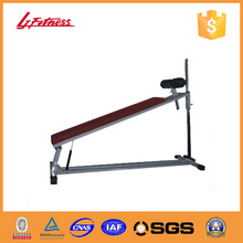 Pro fly gym abdominal bench fitness equipment hot sell LJ-5828