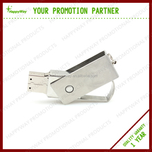 Logo Imprint Rotate USB Flash Drive, MOQ 100 PCS 0503009 One Year Quality Warranty