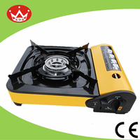 Mini portable butane gas cooker