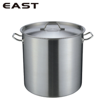 Cheap Commercial Surgical Steel Cookware/Industrial Boiling Pot