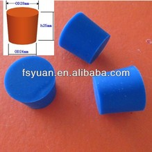 custom silicone tapered pipe plugs automotive rubber plugs end cap pipe