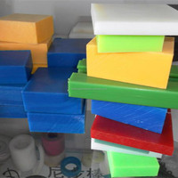 High quality engineering plastic product white hard wear UHMWPE panel with the best price