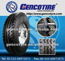 GENCOTIRE all wheel radial truck tire 1100 20