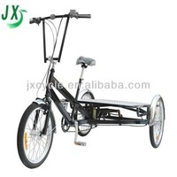 flatbed 3 wheel tricycle for cargo