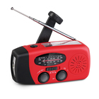 AM/FM NOAA Weather Pocket Camping Solar Radio With Power Bank