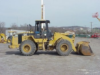 1998 Cat 950g Wheel Loader