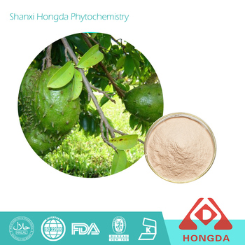 High quality Soursop Extract Powder Graviola Extract Powder