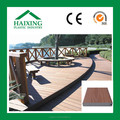 High Quality Easy Cleaning Outdoor PVC Decking
