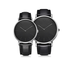 Hot Sell Fashion Simple Relaxation Valentine Couple Watches