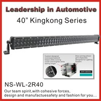 New arrival 40 inch 240W 4x4 Cree Off road car Led Light bar with ip68, CE&RoHs Certificates