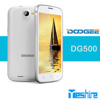 Doogee discovery DG500 with proximity sensor Motion sensor OTG GPS A-GPS,5 Point multi touch mobile phone