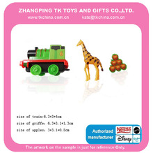 2017 new products train toy for kid made in china