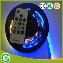 Addressable 5m 30LEDs/m DC5V WS2813 RGB led pixel strip,waterproof by silicon coating;IP65,with
