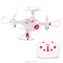 X20 2.4G 4CH 6-aixs Gyro Pocket Drone RC Mini Quacopter