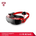 5.8ghz All In One Wireless Fpv Video Goggles Glasses For Drone Racing