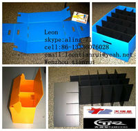 hot sale the best price corrugated plastic boxes