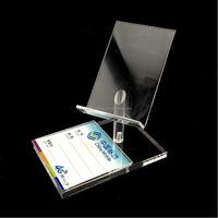 Clear Acrylic Mobile cell phone display stand holder universal General