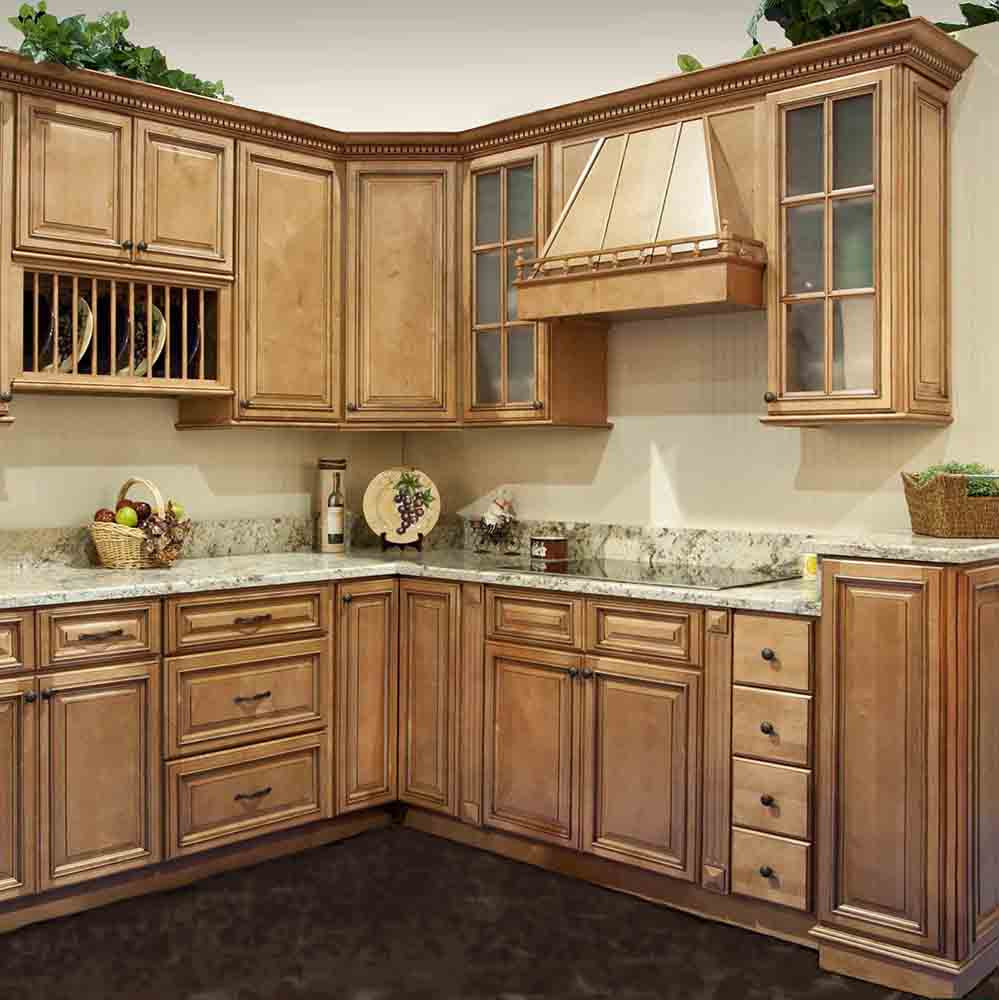 China Supplier Country Style Kitchen Cabinet Door